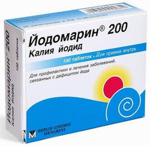 Лекарство при щитовидке