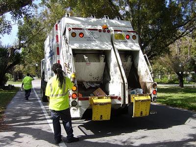 Как заработать на мусоре без вложений