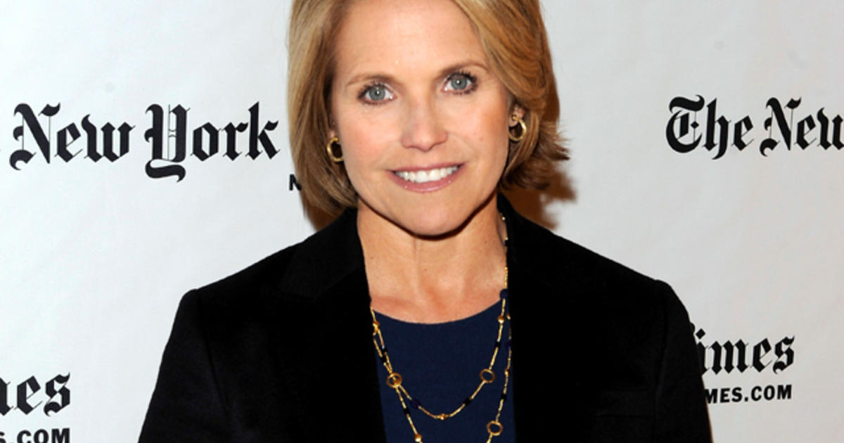 What time is katie couric show on abc