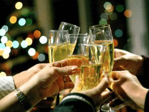 Сколько выветривается шампанское чтобы сесть за руль