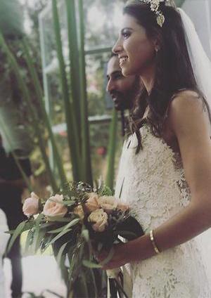 На фото: Инга Меладзе выходит замуж