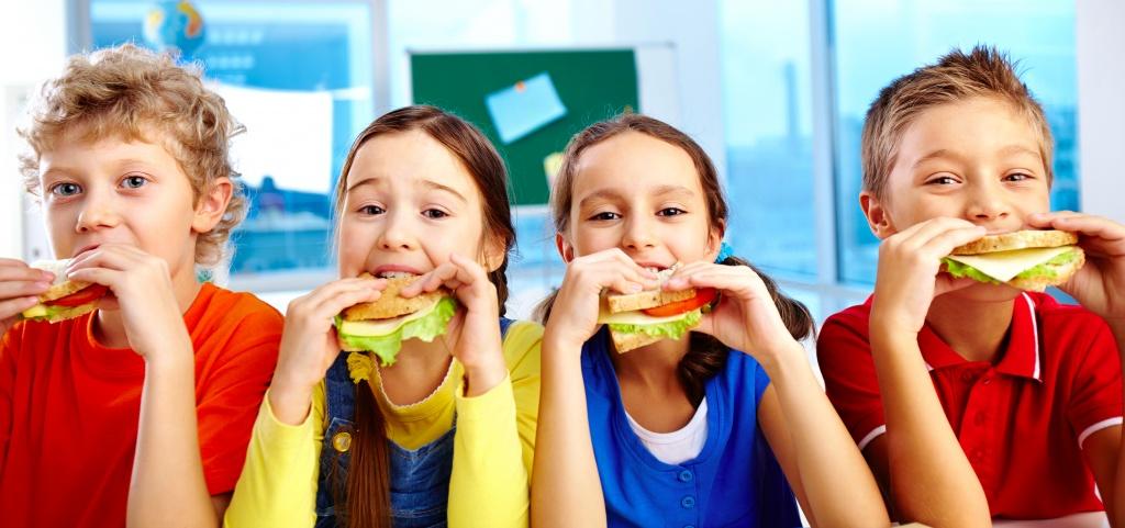 Меню правильного питания для подростка