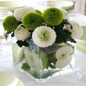 Композиції квітів з фото