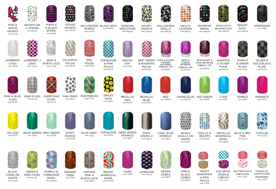 Jamberry nails canada