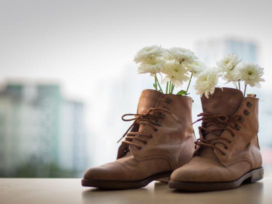 Запах из обуви как избавиться в домашних