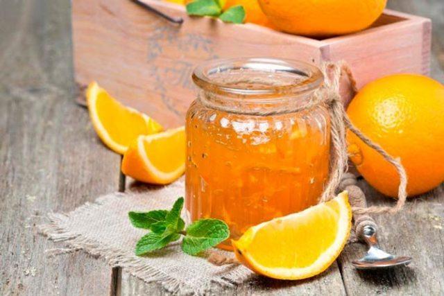 Варенье из апельсина и лимона через мясорубку