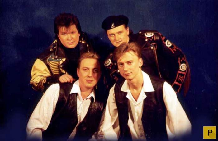Певцы россии 90 годов