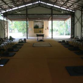 Zendo - meditation hall