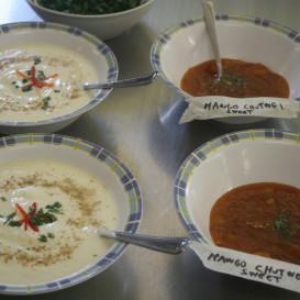 Samu - mindful cooking