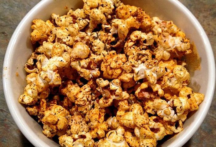 попкорн из кукурузы дома