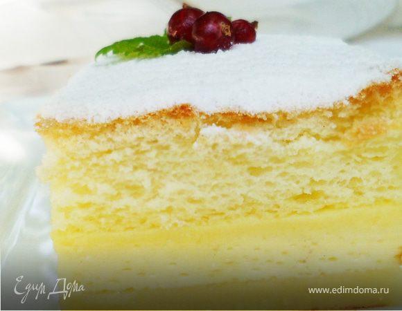 Умные пирожные рецепт