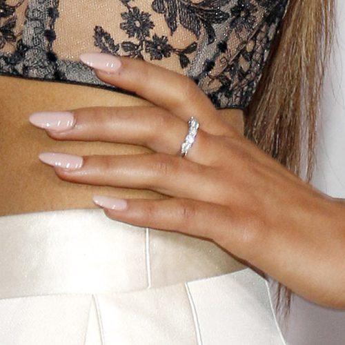 Ariana grande ciate nails