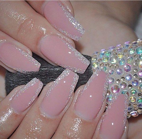 Pics of pink nails