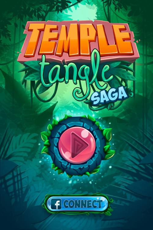 Temple Tangle Saga