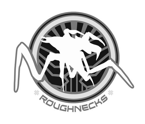Roughnecks Logo Concept