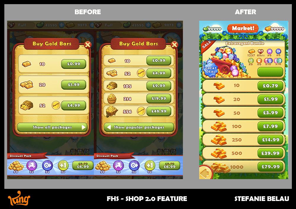 FHS - Shop 2.0 Feature
