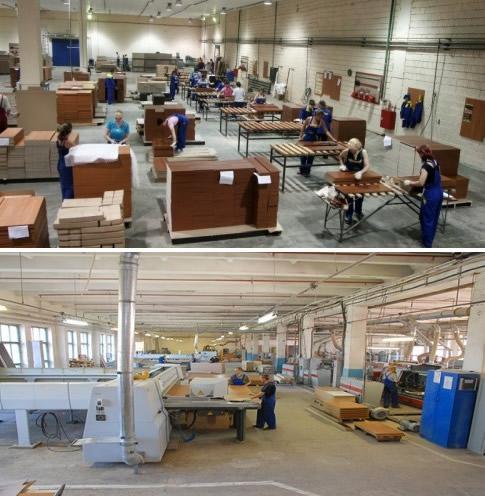 Как открыть производство мебели