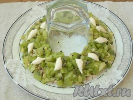 Рецепт салата малахитовый браслет