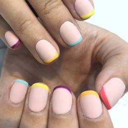 Photo of Creative Nails - Reno, NV, United States. Beautiful nails . She is very good