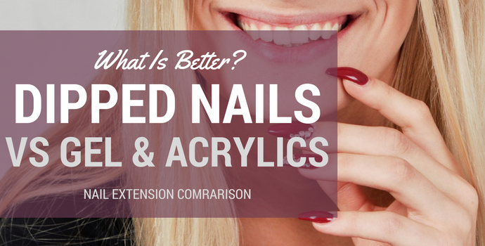 What is mma damaged nails