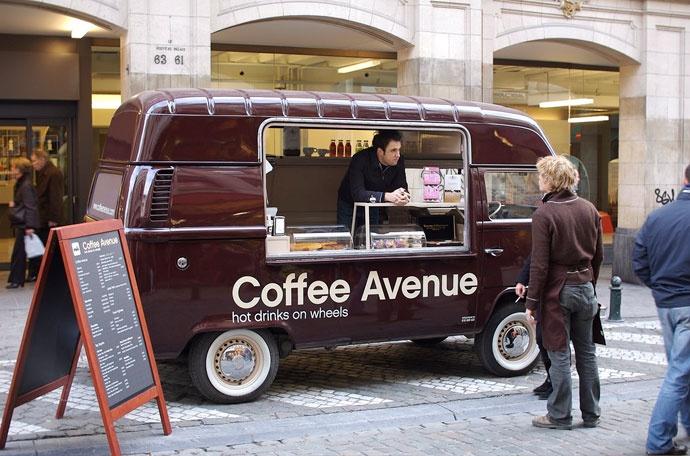 Кофейный бизнес с нуля киев
