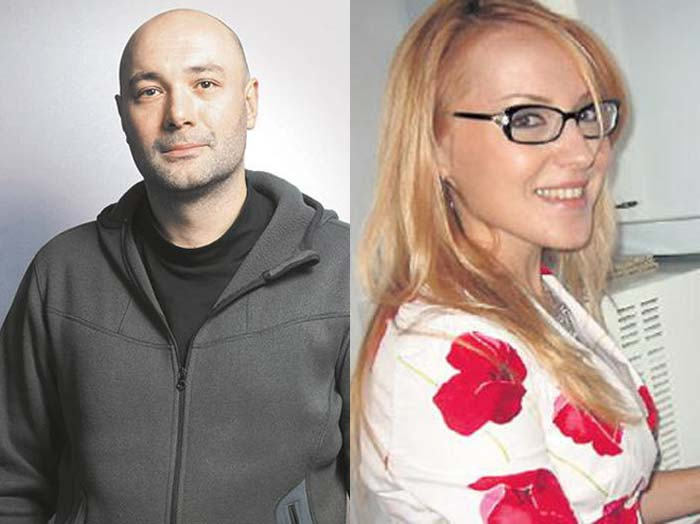 Всеволод Цурило и жена Елена