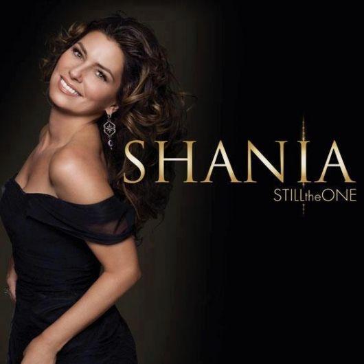 Shania twain letras