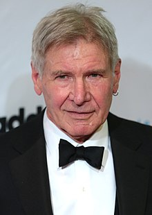 Harrison ford as president movie
