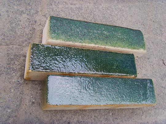 Производство глазурованного кирпича