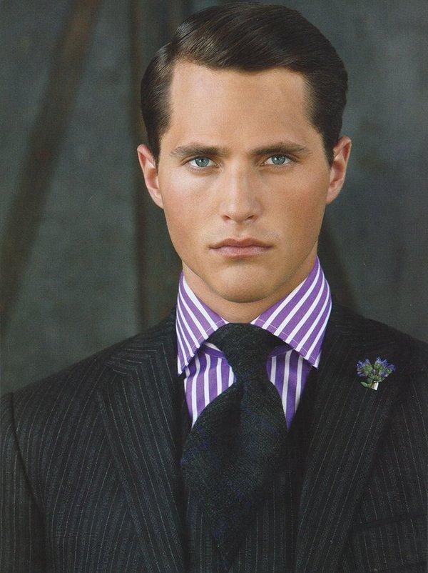 Мужчины самые известные модели