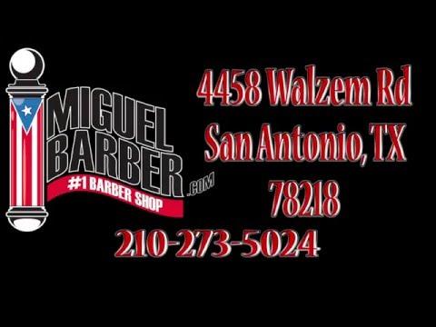 Miguel barber
