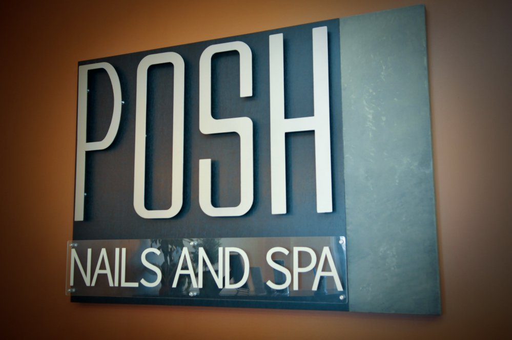 Posh nails and spa strongsville