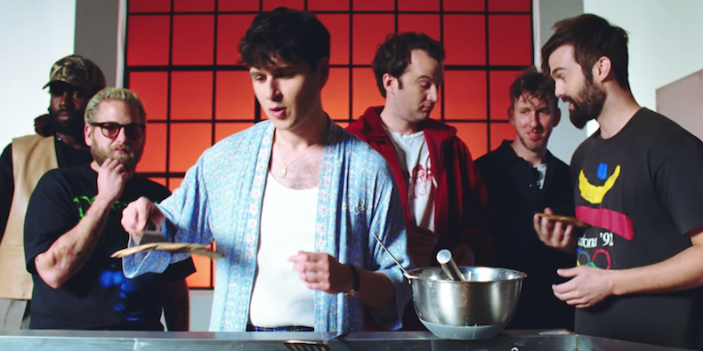 Vampire weekend new video