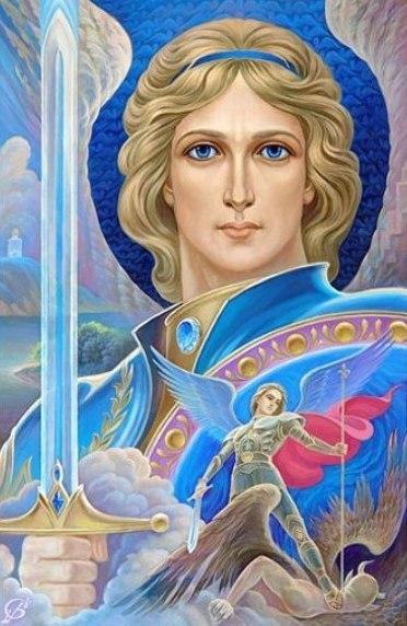 Conjuro secreto de la espada de san miguel arcangel