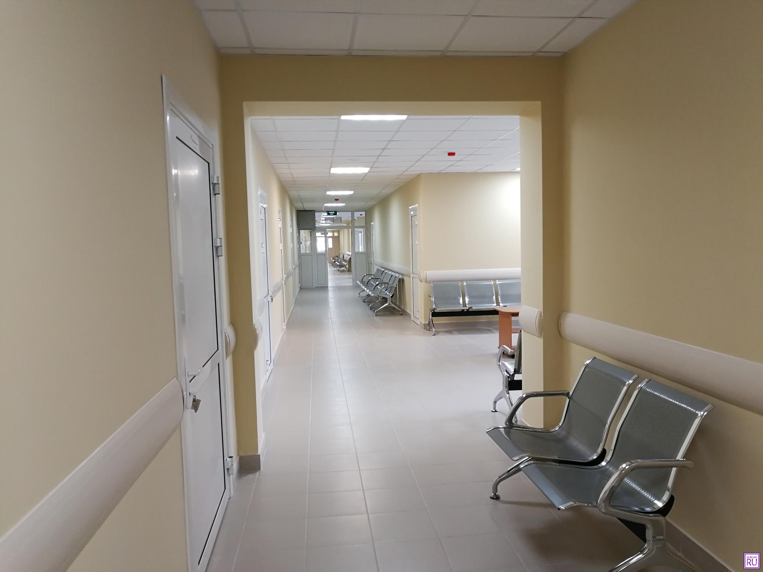 В Курганской больнице №2 откроют центр онкологической помощи