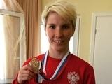 Курганская спортсменка завоевала золото Чемпионата России по триатлону