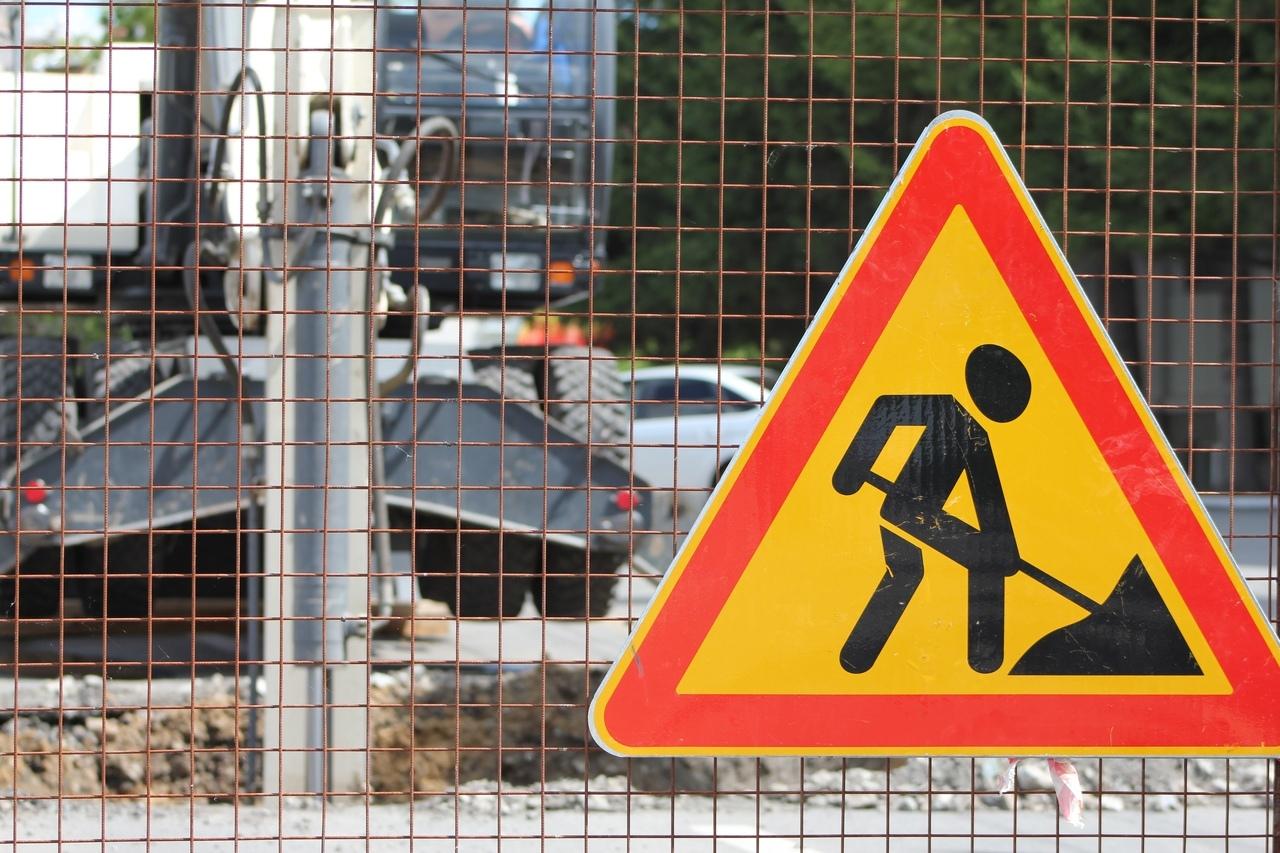 В Северном на месяц закрывают движение по улице Панфилова