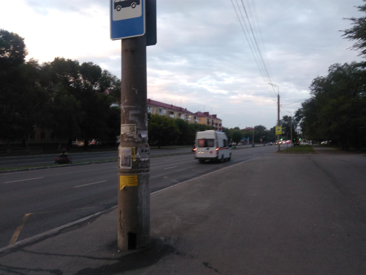В Кургане КАМАЗ сбил 8-летнюю девочку