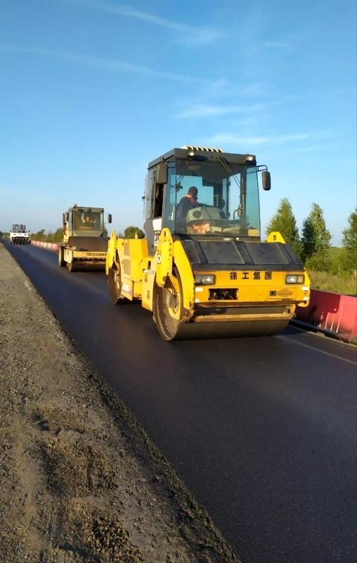 На трассе Шадринск-Ялуторовск отремонтируют еще 20 километров
