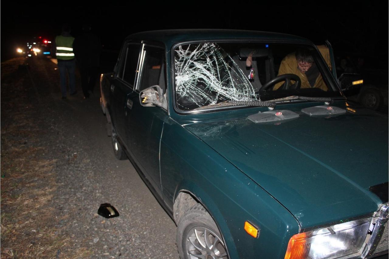 В Кургане пешеход попал под колеса и скончался в БСМП