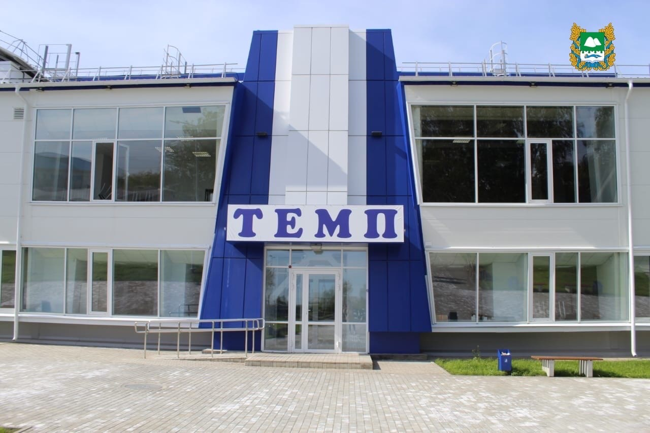 В Курганской области построили новый спорткомплекс за 100 млн рублей
