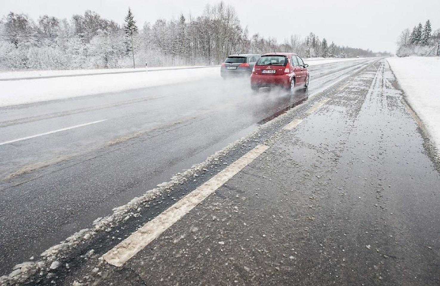 Ограничения на дорогах Курганской области частично сняты