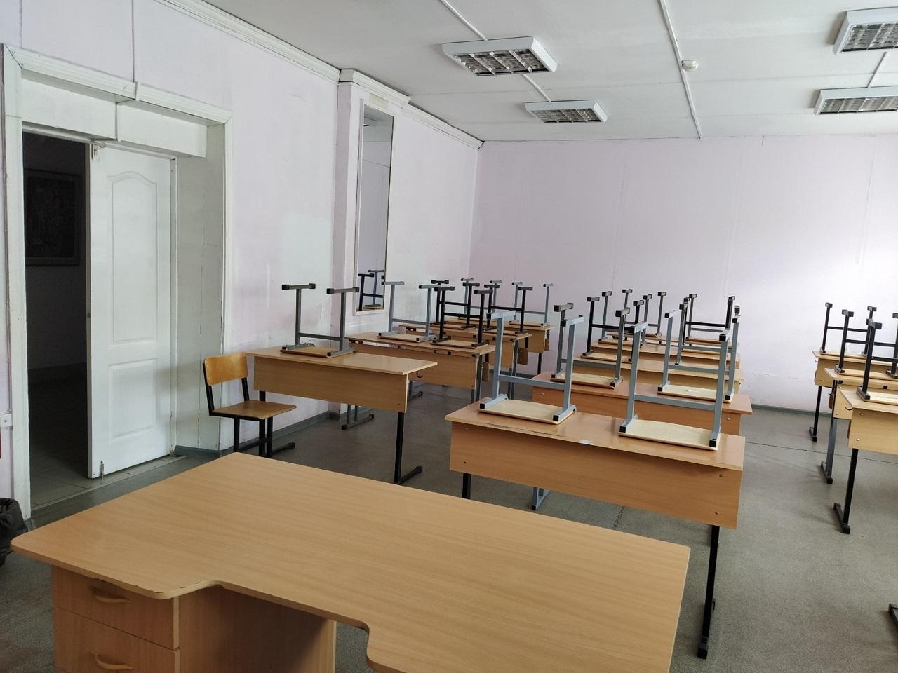 Часть школьников в Курганской области с 16 ноября выйдут с «дистанционки»