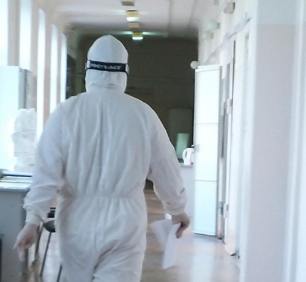 В Курганской области новый антирекорд по числу заболевших коронавирусом