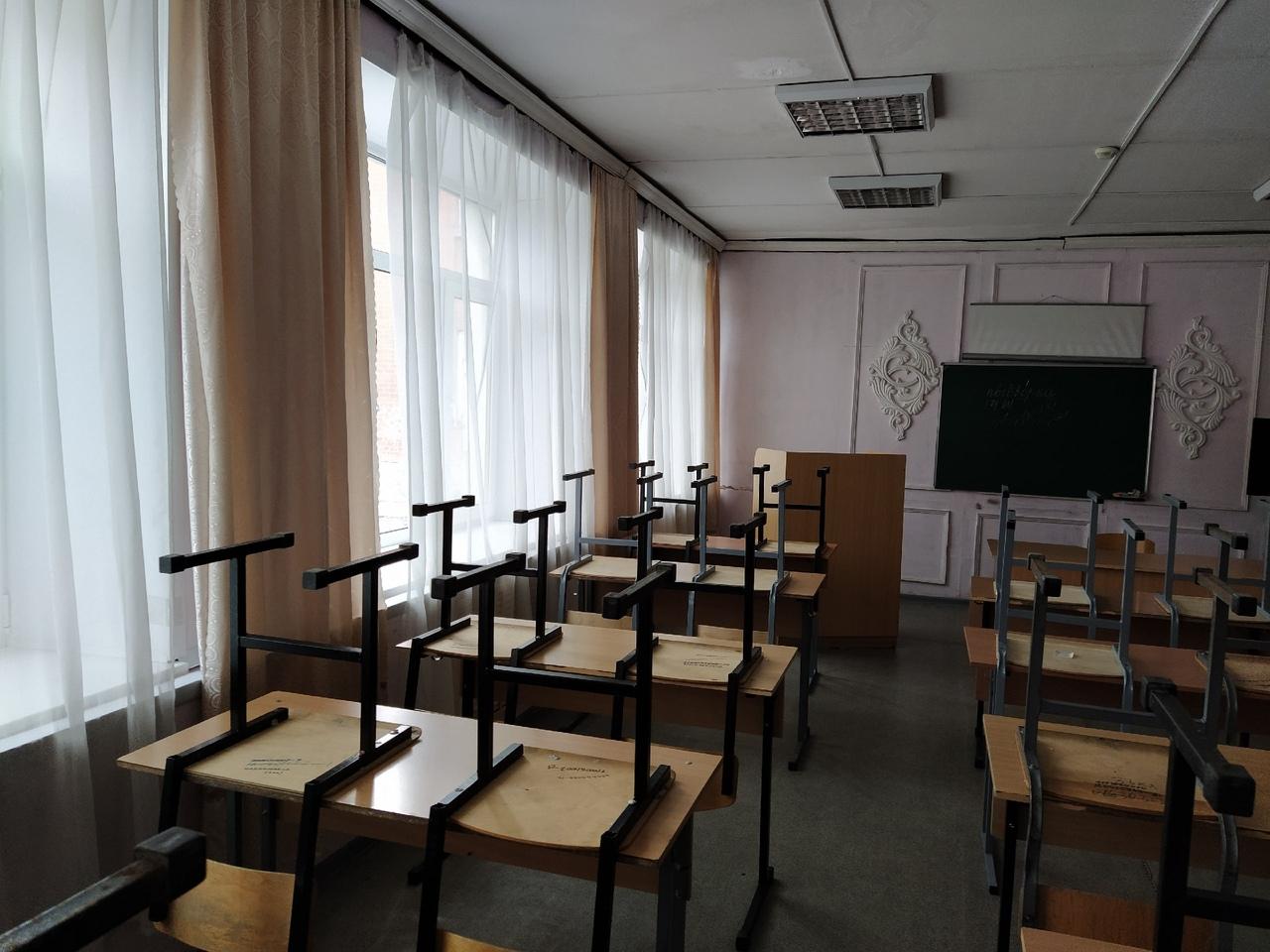 В Курганской области все школьники вернутся за парты