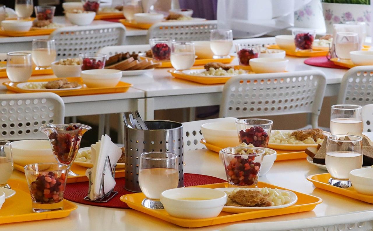 Ай, горячо. Общественная палата начинает мониторинг горячего питания в школах Курганской области
