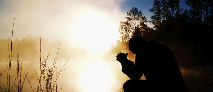 Early Church Prayer
