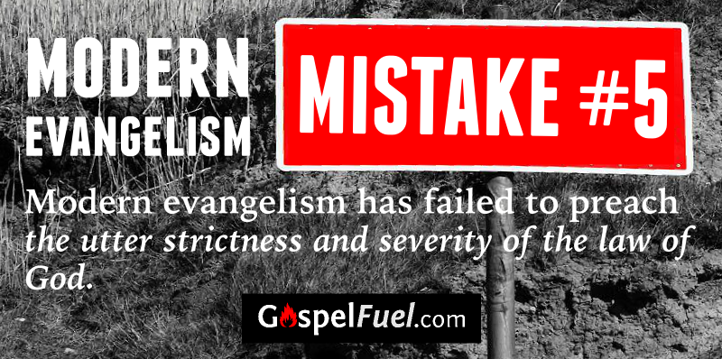 Modern Evangelism - Mistake 5 - E. A. Johnston