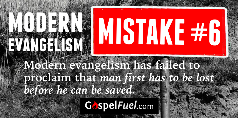 Modern Evangelism - Mistake 6 - E. A. Johnston