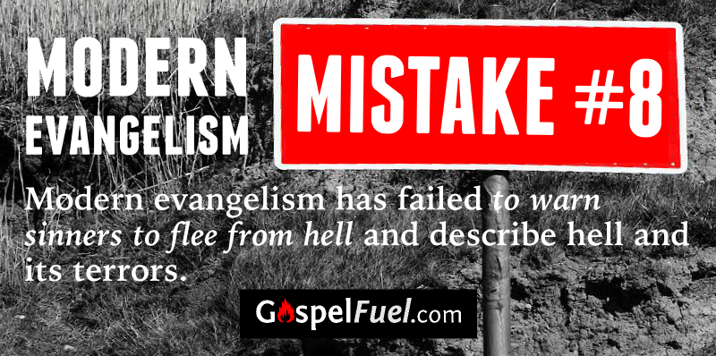 Modern Evangelism - Mistake 8 - E. A. Johnston